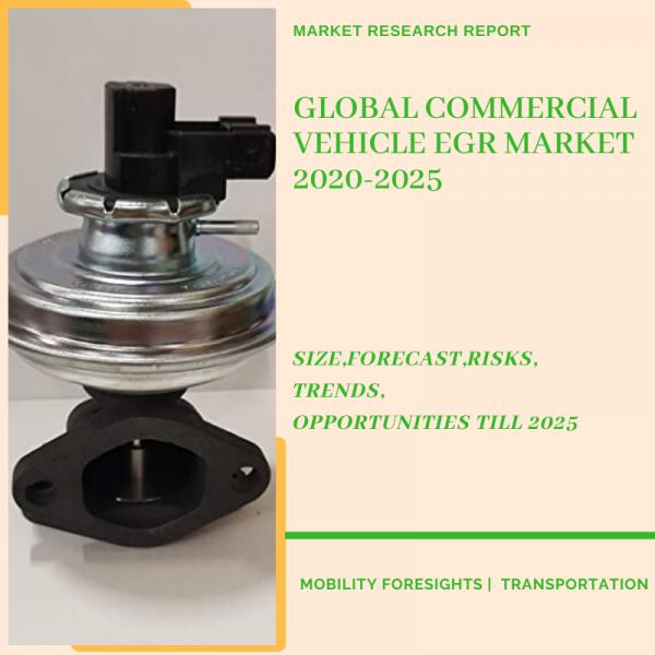 Commercial Vehicle EGR Market