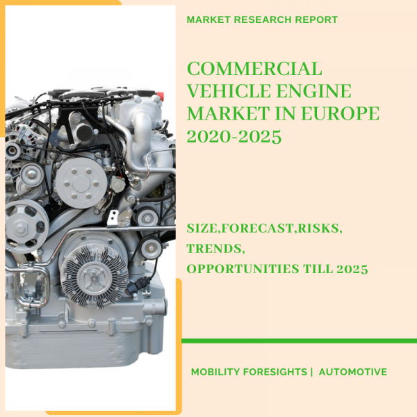 Commercial Vehicle Engine Market in Europe