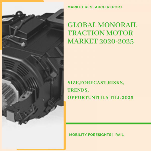 Monorail Traction Motor Market