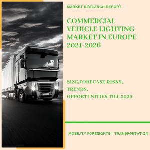 Commercial Vehicle Lighting Market in Europe