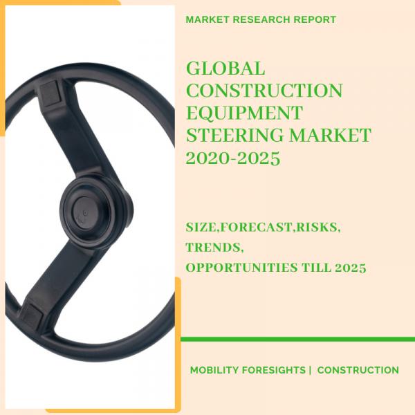 Construction Equipment Steering Market