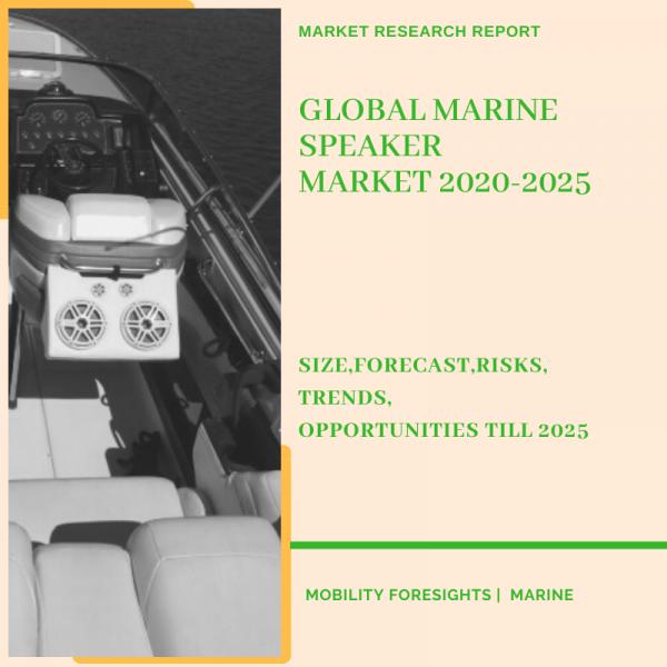 Marine Speaker Market