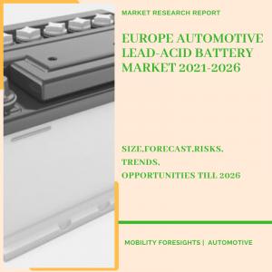 Europe Automotive Lead-acid Battery Market