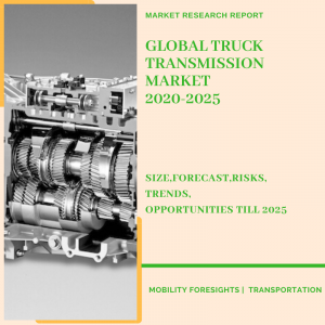 Infographic: Truck Transmission market size