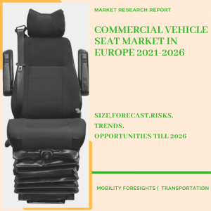 Commercial Vehicle Seat Market in Europe