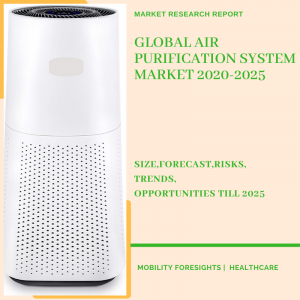 Info Graphic: Air Purification System Market