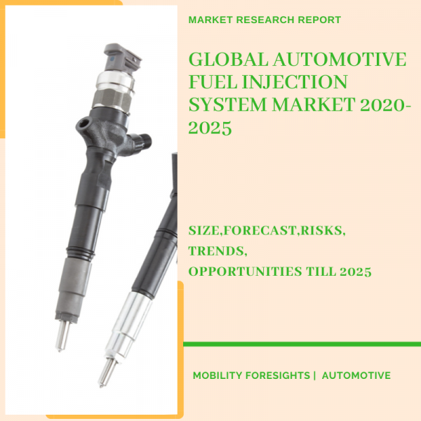 Info Graphic: Automotive Fuel Injection System market
