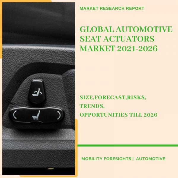 Automotive Seat Actuators Market