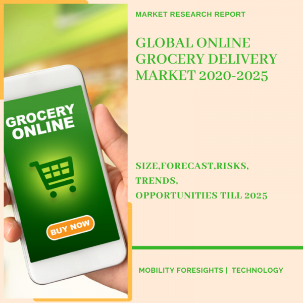 Online Grocery Delivery market