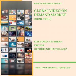 Info Graphic: Video on Demand Market