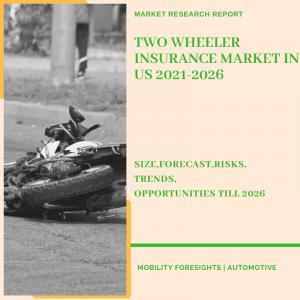 Two wheeler Insurance Market in US