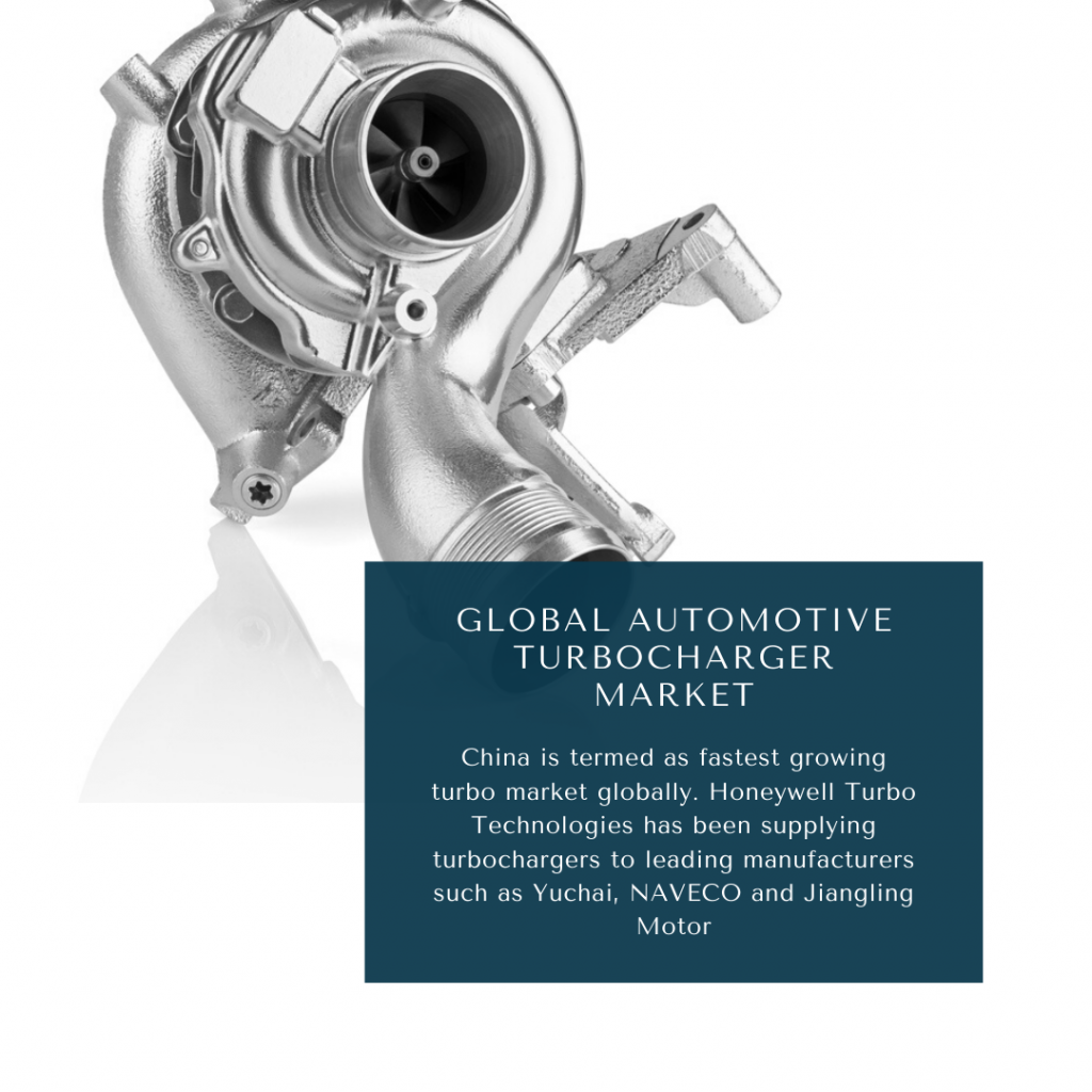 infographic: automotive turbocharger market, automotive turbocharger market size, automotive turbocharger market trends, automotive turbocharger market forecast, automotive turbocharger market share report