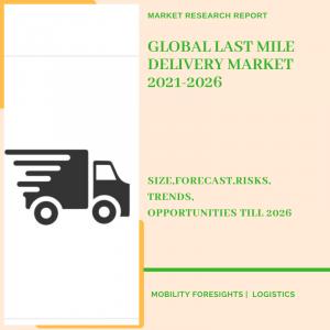 Last Mile Delivery Market