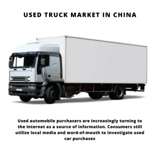 infographic: Used Truck Market in China Size, Used Truck Market in China Trends,  Used Truck Market in China Forecast, Used Truck Market in China  Risks, Used Truck Market in China Report, Used Truck Market in China Share