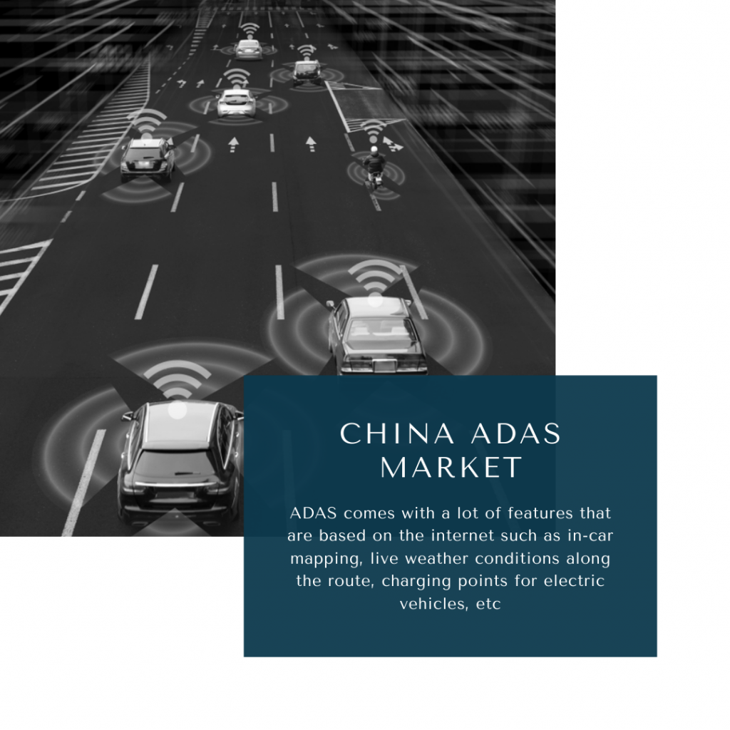 infographic: China ADAS Market, China ADAS Market Size, China ADAS Market trends and forecast, China ADAS Market Risks, China ADAS Market report