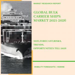 Bulk Carrier Ships Market