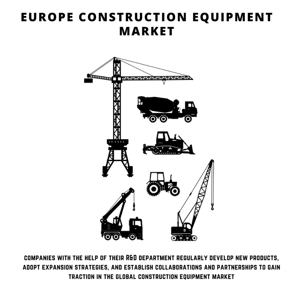 infographic: Europe Construction Equipment Market, Europe Construction Equipment Market size, Europe Construction Equipment Market trends and forecast, Europe Construction Equipment Market risks, Europe Construction Equipment Market report