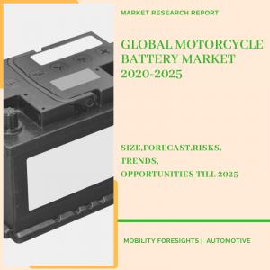Motorcycle Battery Market