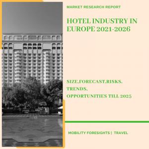 Hotel Industry In Europe