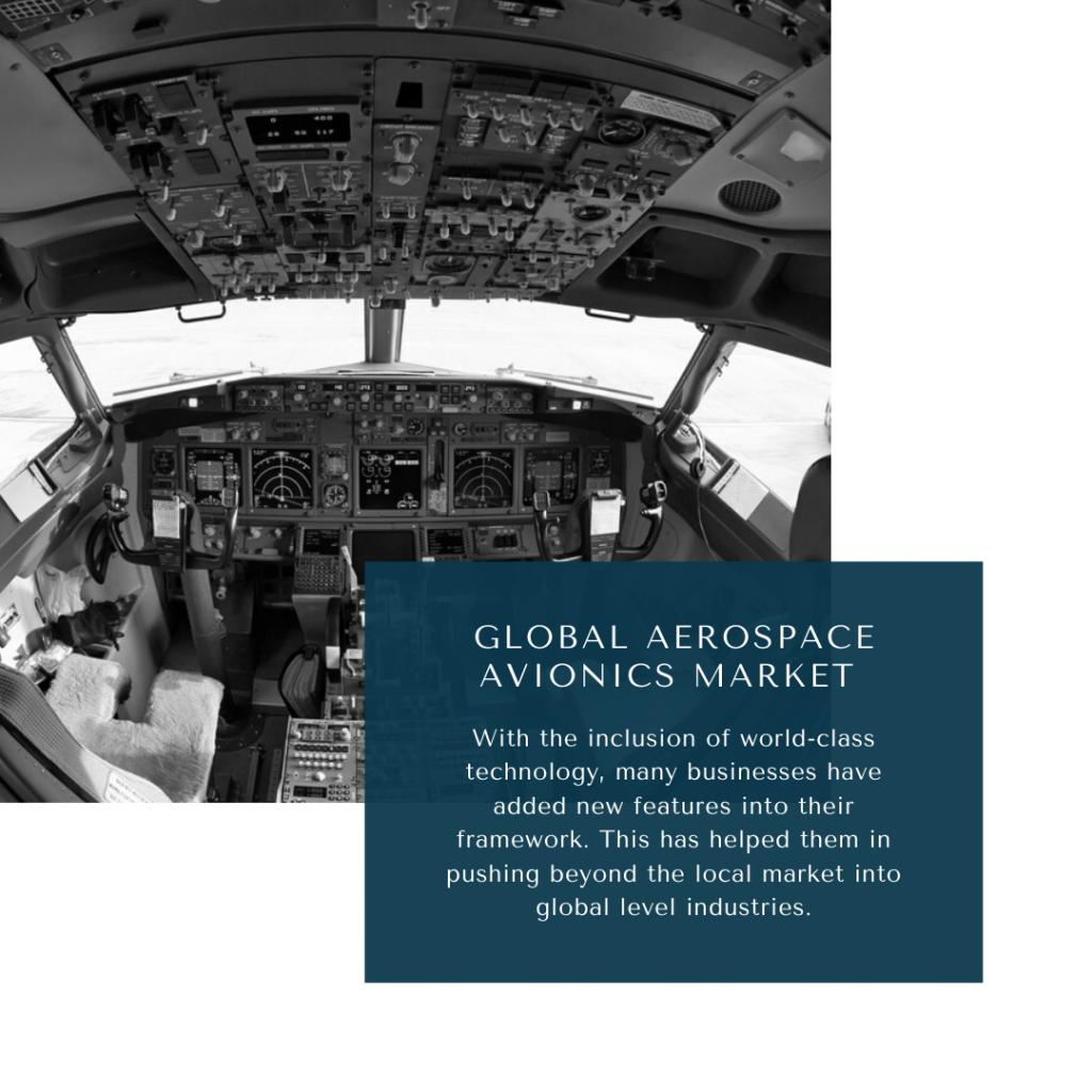 infographic: Aerospace Avionics Market, Aerospace Avionics Market size, Aerospace Avionics Market trends and forecast, Aerospace Avionics Market risks, Aerospace Avionics Market report