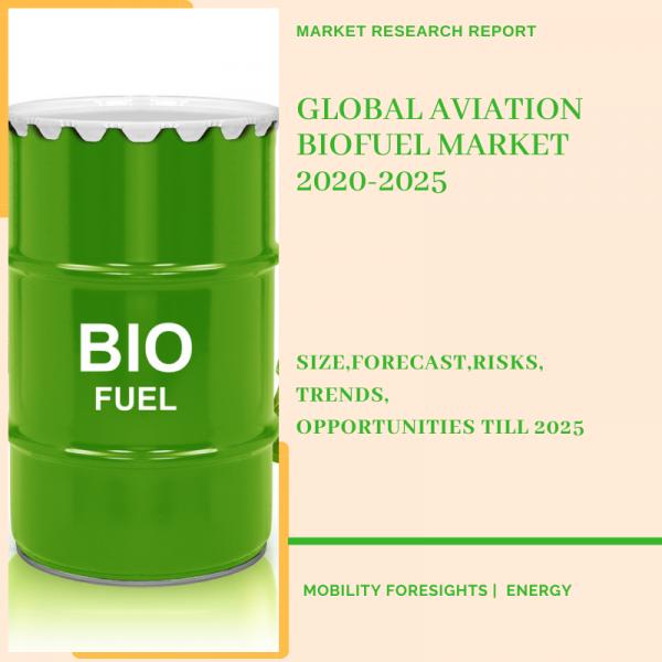 Aviation Biofuel Market