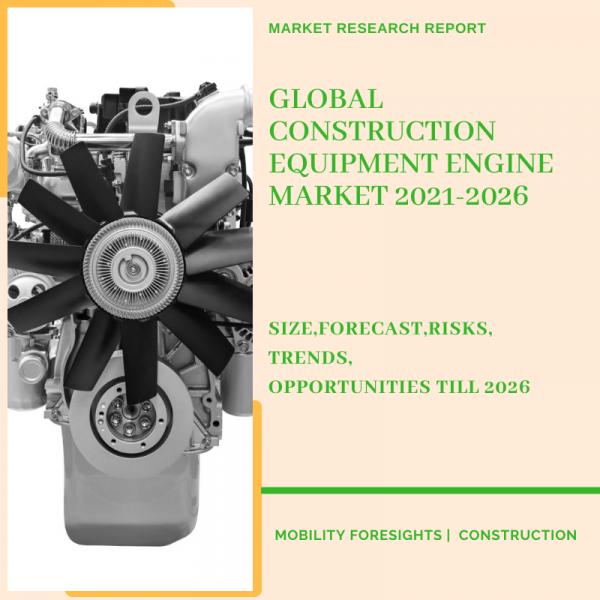 Construction Equipment Engine Market