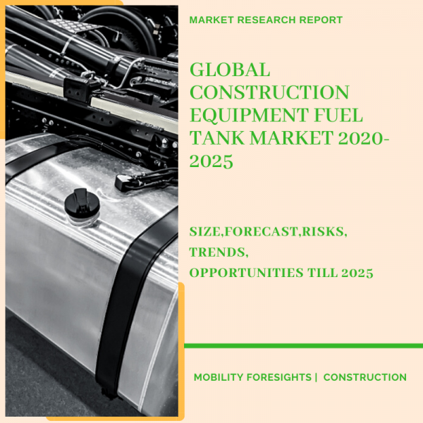 Construction Equipment Fuel Tank Market