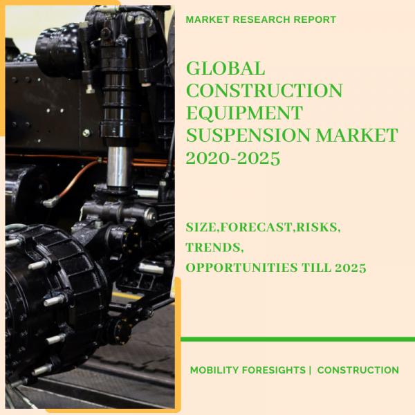 Construction Equipment Suspension Market