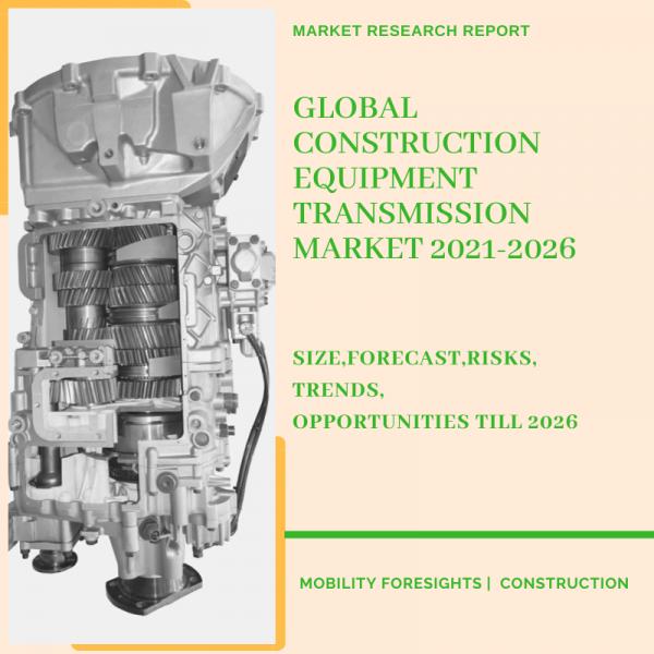Construction Equipment Transmission Market