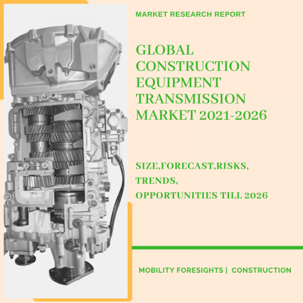 Construction Equipment Transmission Market