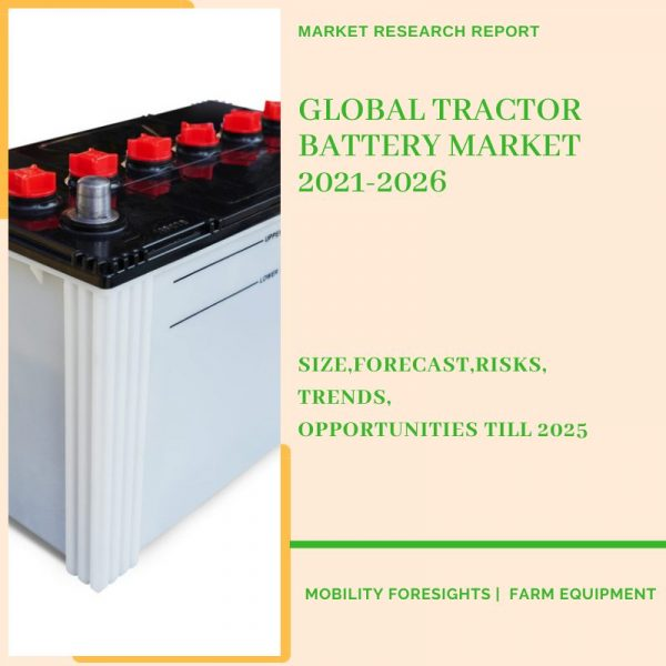 Tractor Battery Market