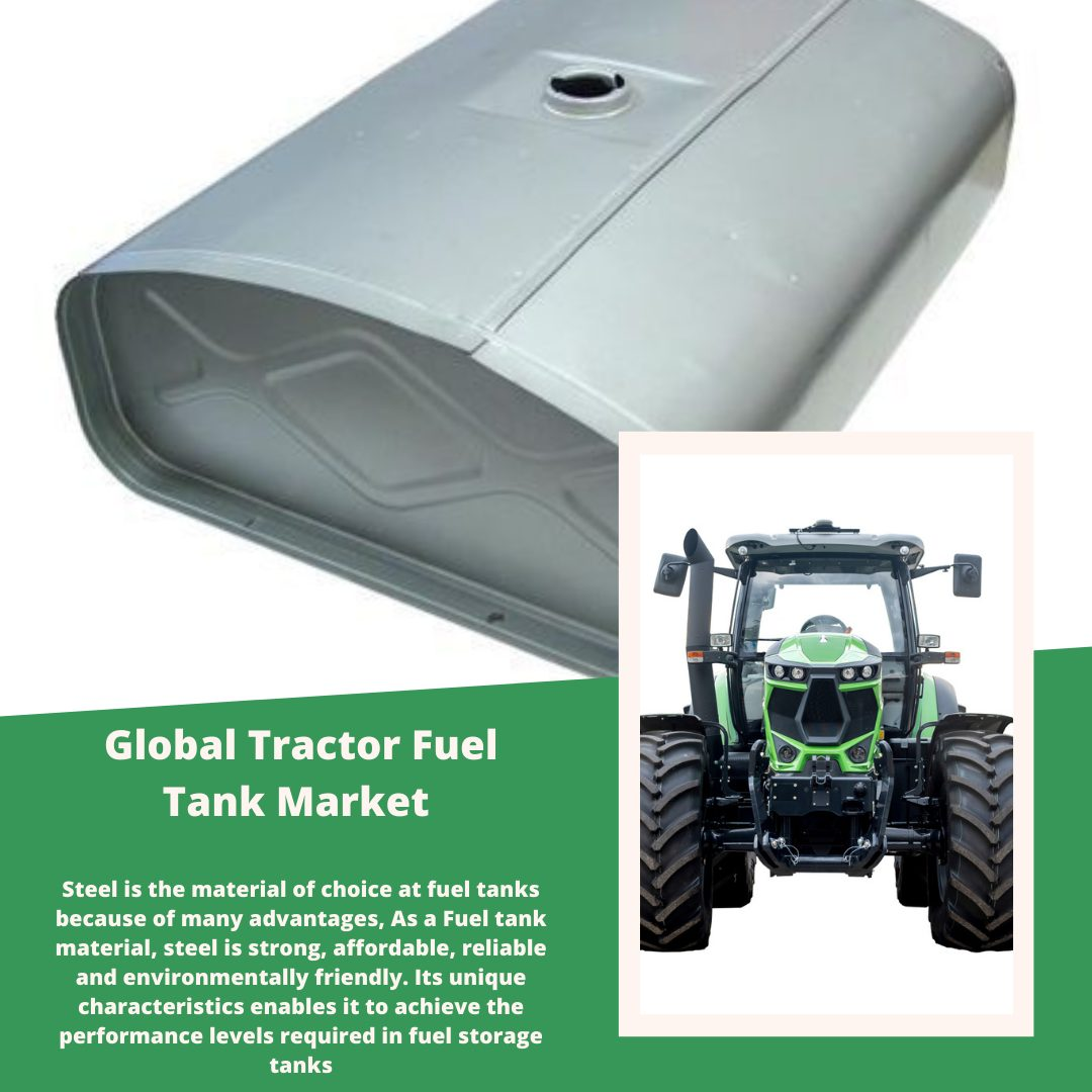infographic: Tractor Fuel Tank Market, Tractor Fuel Tank Market size, Tractor Fuel Tank Market trends and forecast, Tractor Fuel Tank Market risks, Tractor Fuel Tank Market report