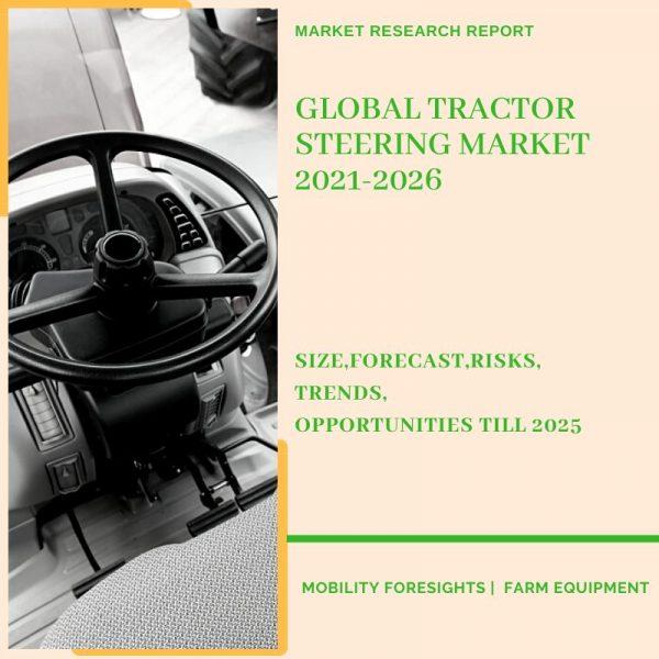 Tractor Steering Market