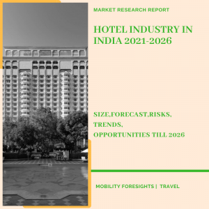 Hotel industry in India market report details on the oportunity available in the Indian market for new organized players and key issues the incumbent are battling with. It also details teh average occupancy rate and average length of stays