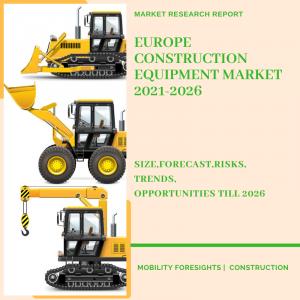 Europe Construction Equipment Market
