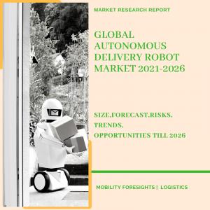 Autonomous Delivery Robot Market