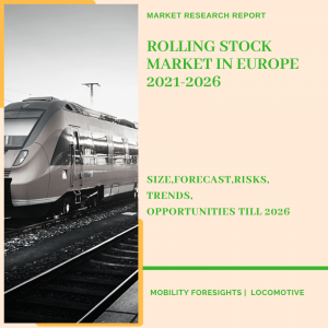 Infographic: Rolling Stock market in Europe market report , size, share, forecast