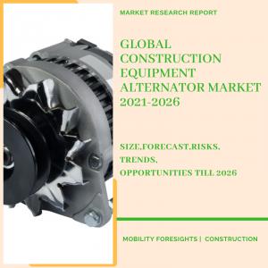 Construction Equipment Alternator Market