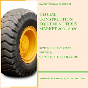 Construction Equipment Tires Market