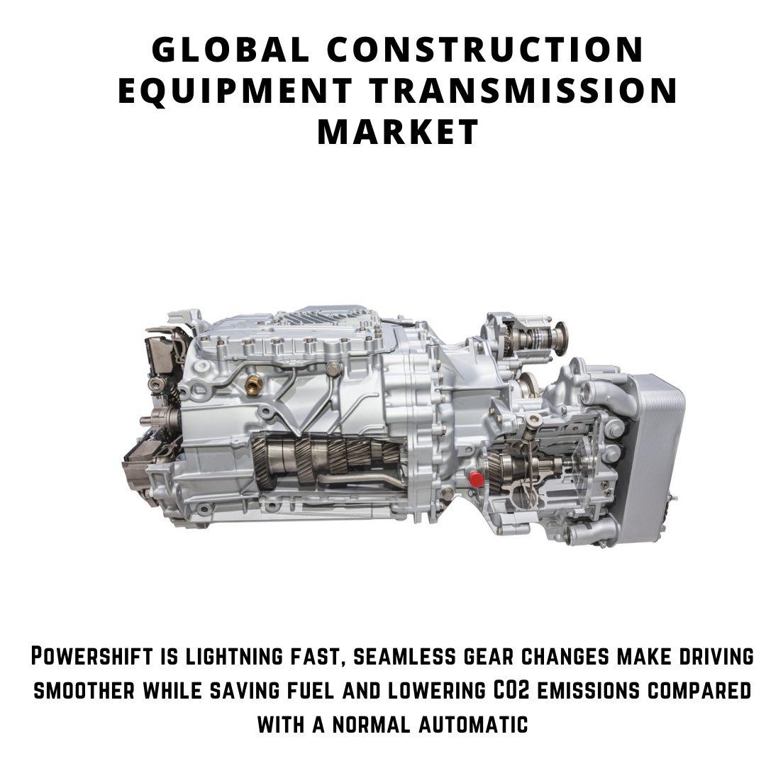 Global Construction Equipment Transmission Market 2021-2026 1