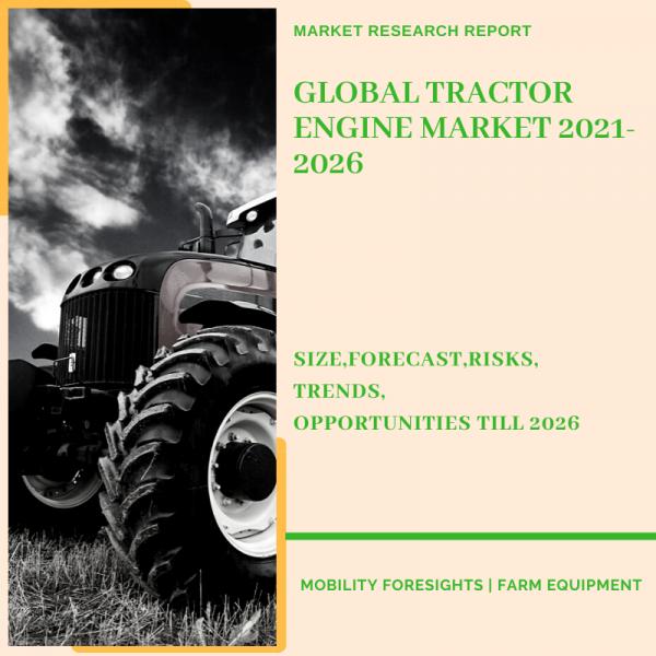 Tractor Engine Market