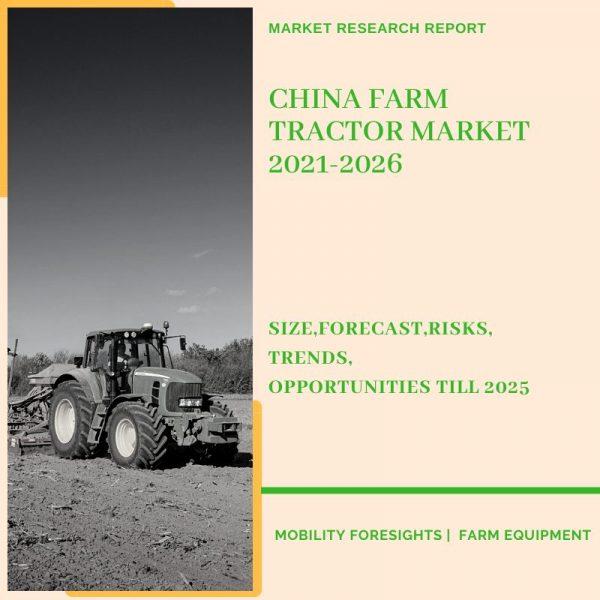 China Farm Tractor Market