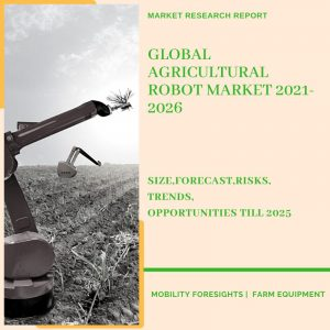 Agricultural Robot Market
