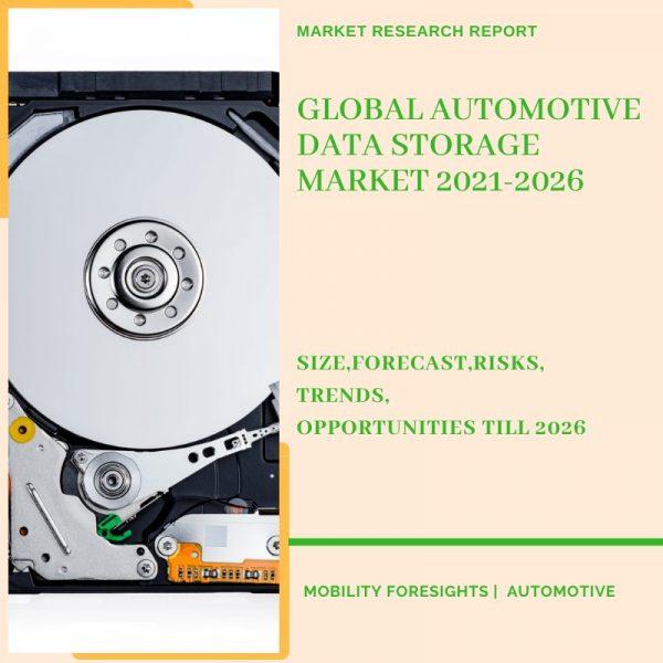 Automotive Data Storage Market