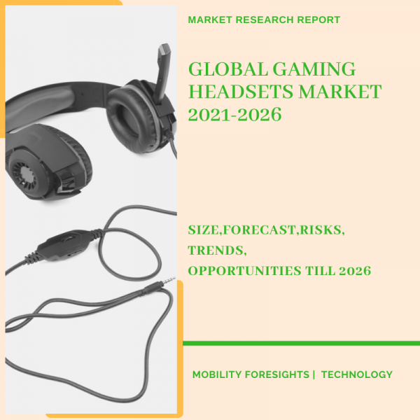 Gaming Headsets Market