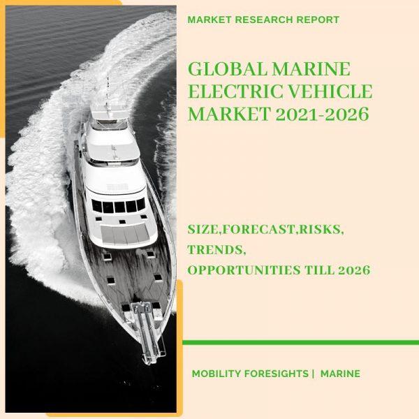Marine Electric Vehicle Market