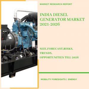 India Diesel Generator Market