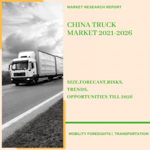 China Truck Market
