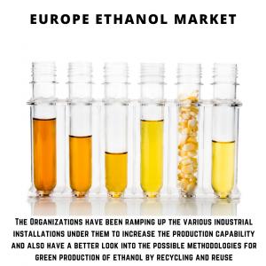 infographic: Europe Ethanol Market, Europe Ethanol Market Size, Europe Ethanol Market Trends, Europe Ethanol Market Forecast, Europe Ethanol Market Risks, Europe Ethanol Market Report, Europe Ethanol Market Share