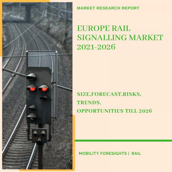 Europe Rail Signalling Market